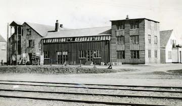 Den gamle møbelfabrik
