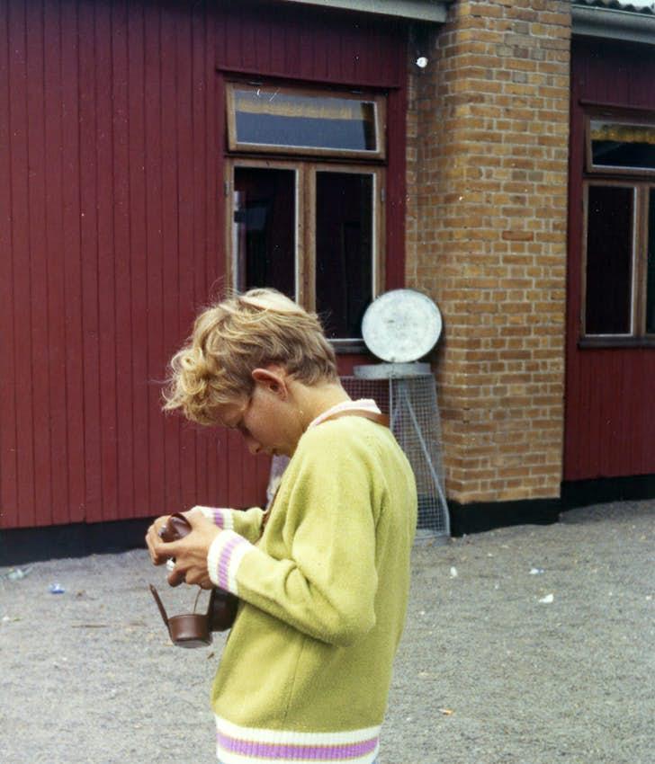 Med Ansager Skole til Bornholm