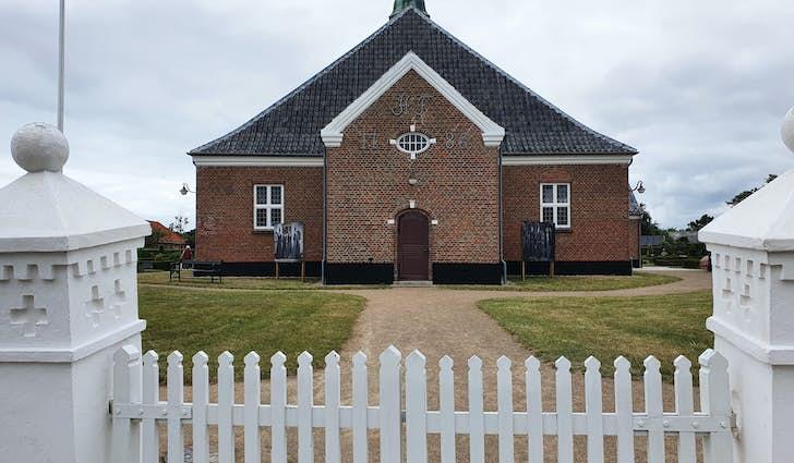 Nordby Kirke på Fanø