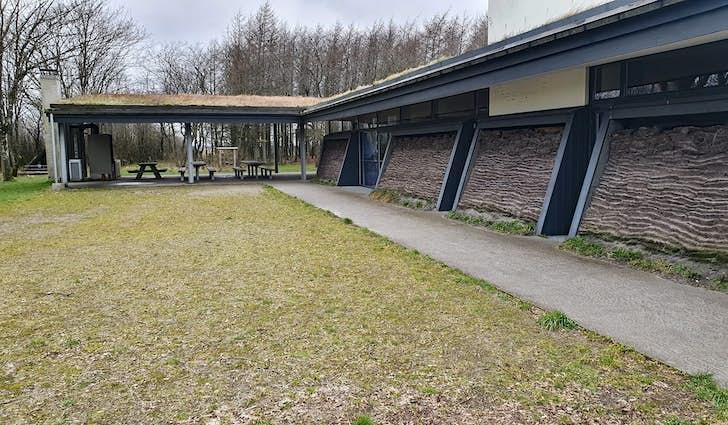 Porten til Randbøl Hede
