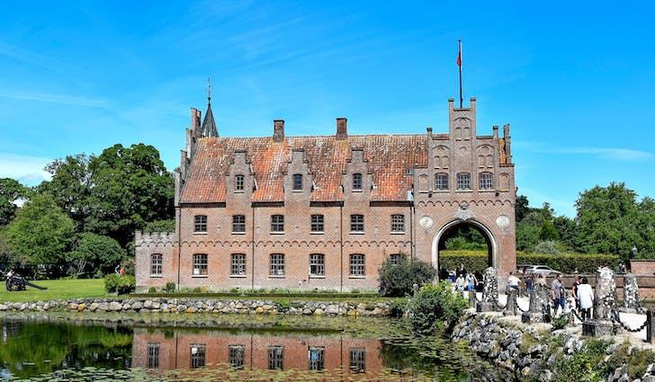 Egeskov Slot - et slot fyldt med liv