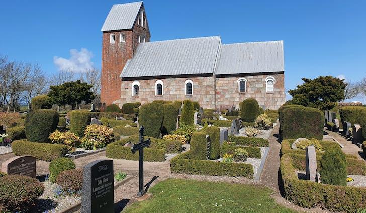 Hjerpsted Kirke