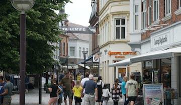 Lemvig - shopping og kulturmiljø