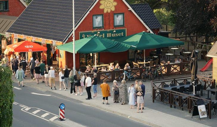 Øster Hurup - badeby