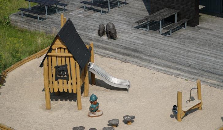 Lille Vildmose besøgscenter