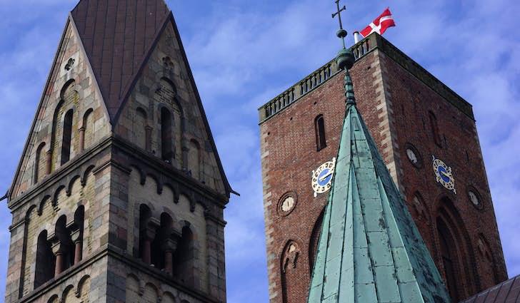Ribe Danmarks ældste by