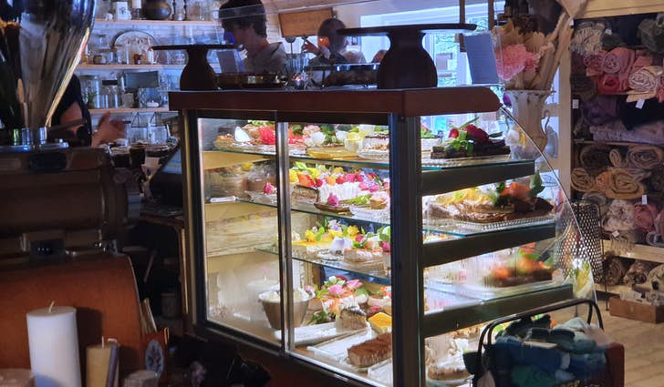 Hattesgaard Café