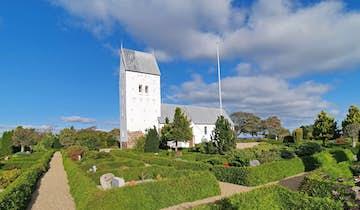 Lønborg Kirke og Banke