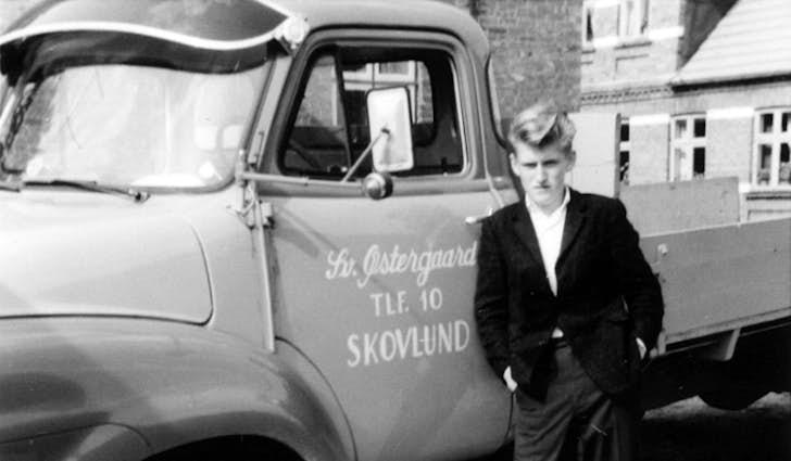 Transportmidler i Skovlund