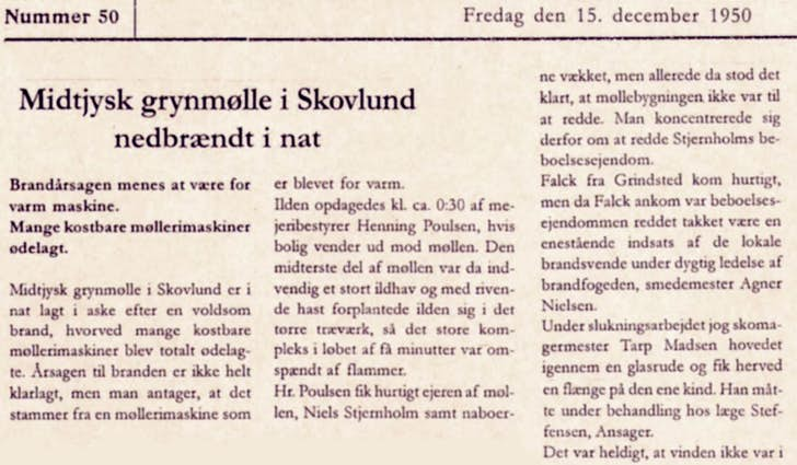 Skovlund Mølle