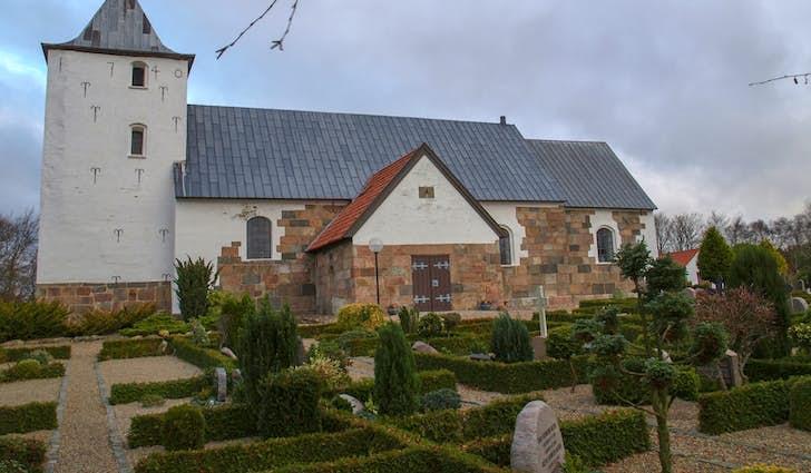 Tistrup Kirke