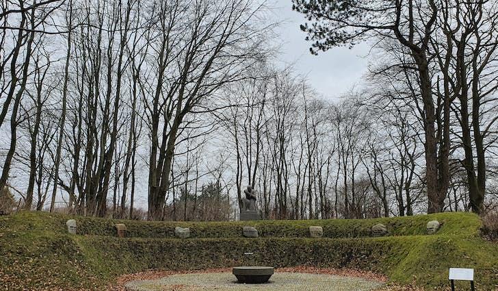 Arnbjergparken i Varde